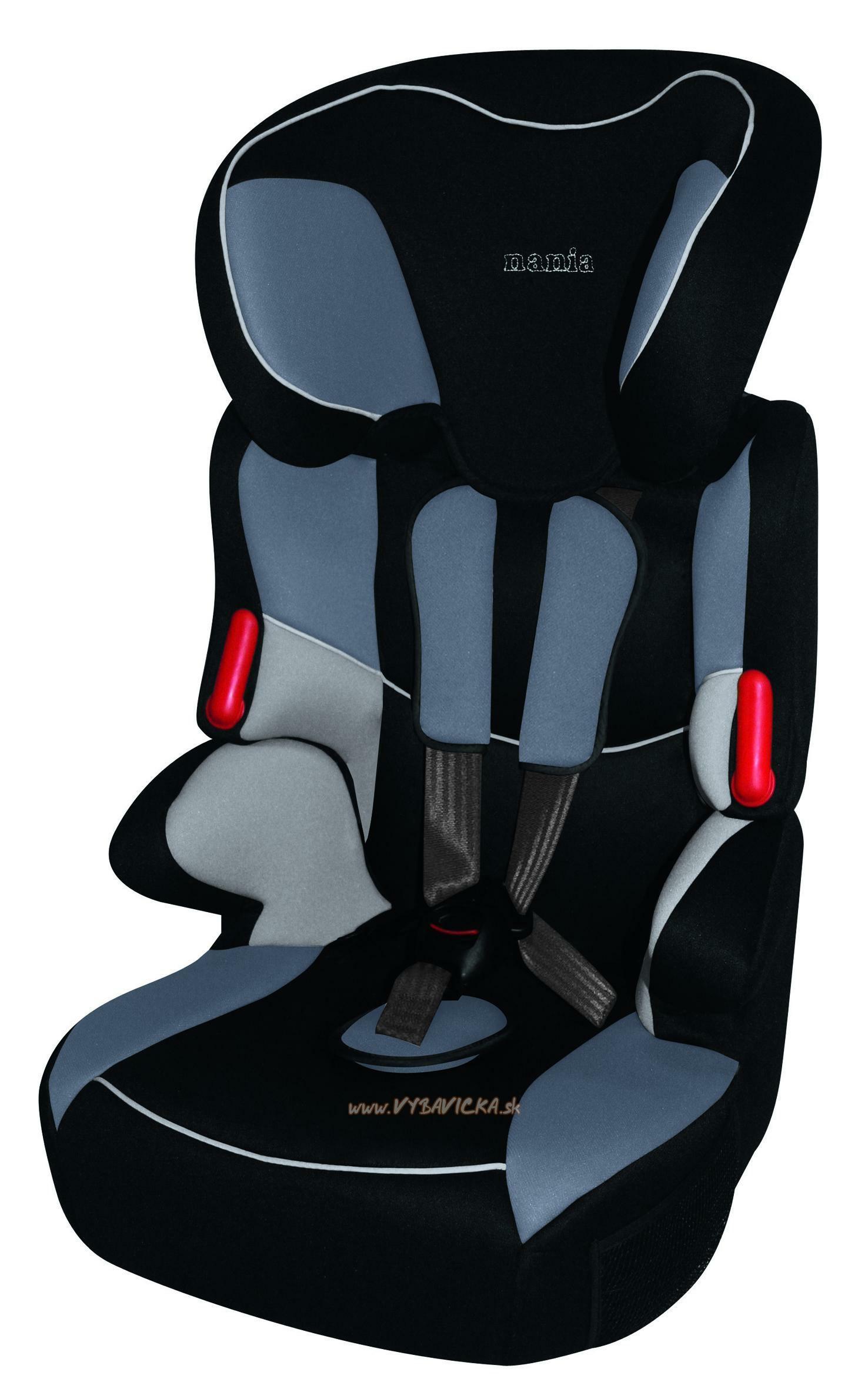 team-tex(nania) beline sp plus Nania autokinderzitjes - autostoeltjes voor alle leeftijden